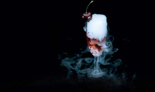 Rokende Cocktail - Smoketail
