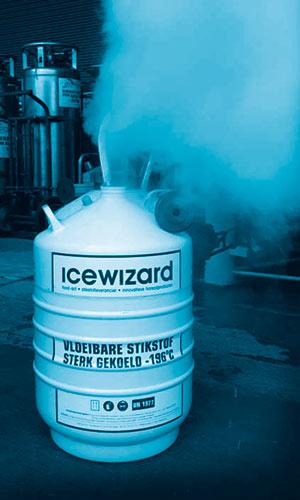 Stikstof kopen? Icewizard helpt je graag verder